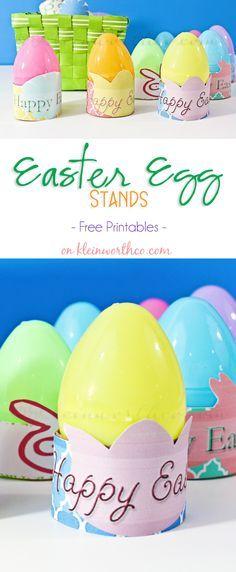 Easter Egg Stands FR
