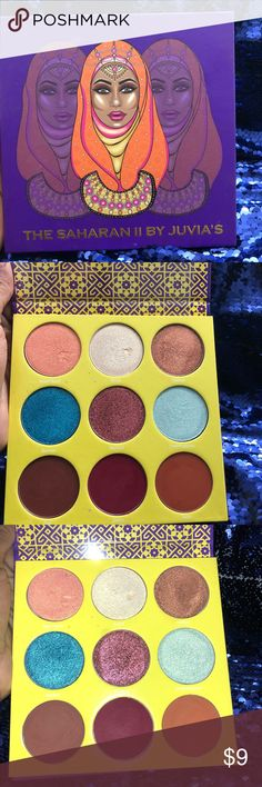 EYESHADOW PALETTE SALE💕 JUVIAS PALETTE Hi posh family! It's once again time for another eyeshadow palette sale! As always all of my products are 100% authentic and will ship the next day after purchase. No trades or low ball offers. ❤️ juvias Makeup Eyeshadow