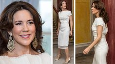 Crown Princess Mary opened the Copenhagen Fashion Summit, April 24, 2014