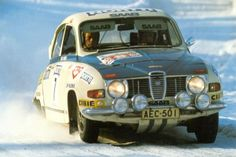 1975 Hanki Rally - Simo Lampinen