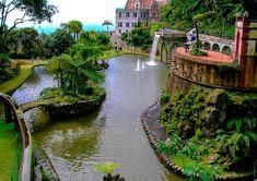 Foto: Ian Mclorck Jardim Tropical Monte Palace Ilha da Madeira