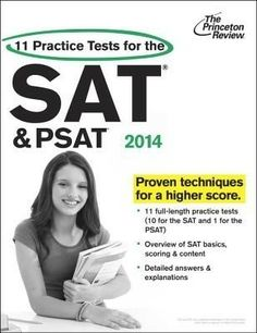 11 Practice Tests for the #SAT and #PSAT