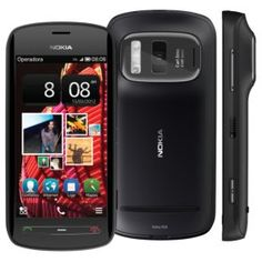 nokia 808 pure view R$1999