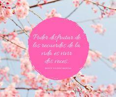 ♥️#frases #citas #vivir #quotes #life #inspiration #motivation #followme/ From www.facebook.com/gonmaye #memory #recuerdos / From www.facebook.com/gonmaye