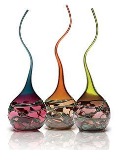 Victor Chiarizia: Art Glass Sculpture
