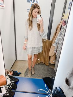 Connecticut life and style blogger Lauren McBride shares a fall Old Navy  try-on session 71a762c77