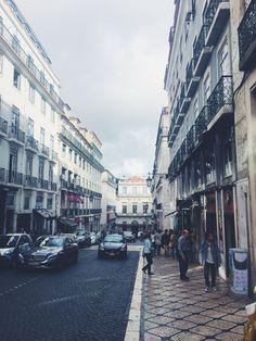 Chiado | Rua Garrett, Lisboa
