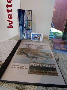 Kraniche am Schaalsee | Die Ausstellung Faszination Kraniche im Biosphärenreservat Schaalsee (c) Frank Koebsch (1) #Kraniche #Aquarelle #Ausstellung #watercolor #crane