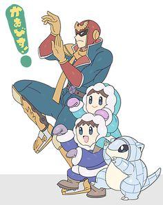 K Rool, Little Mac, Nintendo Super Smash Bros, Ice Climber, Video Games, Zero, Esports, Climbers, Cute