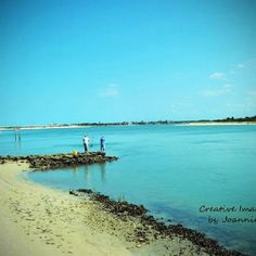 My Aunt's Photography. Creative Images by Joannie  Fishing near Saint Augustine