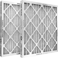 NaturalAire Pre-Pleat 40 Air Filter, Merv 8, 10 inch x 10 inch x 1 inch, 1-Pack