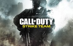 call of duty strike team Wallpapers
