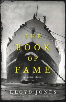 """Read """"The Book of Fame"""" by Lloyd Jones available from Rakuten Kobo. Winner of the Tasmania Prize and the Deutz Medal for fiction this is a singular melding of history and imagination. Used Books, My Books, Lloyd Jones, Desert Island, I Love Reading, Historical Fiction, First World, The Book, New Zealand"""