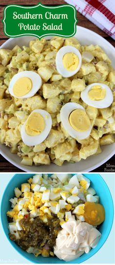 Southern Potato Salad recipe