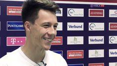 Vor zwei Wochen stand Dominik Prokop in der Startelf unserer jüngsten violetten Europacup-Mannschaft aller Zeiten. Heute Abend fehlt er wegen einer Knie-Verletzung. Bevor Dominik nächste Woche ins Mannschaftstraining zurückkehrt, nutzen wir die Zeit, um den sympathischen 19-Jährigen besser kennenzulernen!
