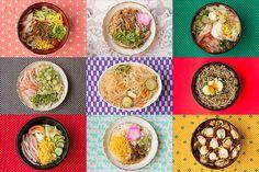 Au Japon, on aime les nouilles froides. Nourrissantes mais légères, rafraîchissantes et variées, voici 11 recettes de soba, udon et autres rāmen pour l'été.
