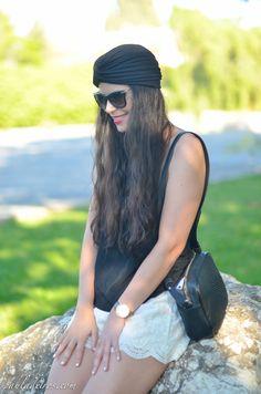 PAULA DEIROS SECRETS: Casual & Simple #kissmylook