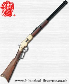 Rifle That Won The West..Winchester 1873