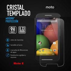 Protector De Pantalla Cristal Templado Para Motorola Moto E -   Características Protector Pantalla de Cristal Templado Para Motorola Moto Ede 0,26mm de grosor. Con este resistente cristal protegerás tu pantalla de todo tipo de golpes y ralladuras. Absorbe los golpes protegiendo tu pantalla de caídas. Fácil instalación y lo puedes quitar en cualquier momen... - http://buscacomercio.es/producto/protector-pantalla-cristal-templado-para-motorola-moto-e/