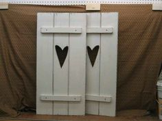 SA SHUTTERMILL | Primitive shutters Primitive Shutters, Batten, Different Styles, How To Make, Crafts, Ideas, Crafting, Diy Crafts, Craft