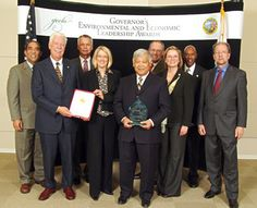 Alameda County received the 2008 Governor's Environmental and Economic Leadership Award (GEELA) for its Juvenile Justice Center, an innovative green building that houses integrated services for at-risk youth. GEELA is California's highest environmental honor.