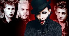 Listen to Marilyn Manson Cover Lost Boys Song Cry Little Sister -- During a recent performance while touring in support of his new album, Marilyn Manson covered the iconic Lost Boys song Cry Little Sister. -- http://movieweb.com/marilyn-manson-lost-boys-song-cover-cry-little-sister-video/