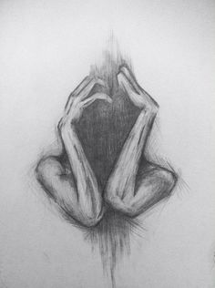 drawing pencil art 1321 kunstideen - The world's most private search engine Easy Pencil Drawings, Creepy Drawings, Dark Art Drawings, Cool Drawings, Drawing Sketches, Drawing Ideas, Drawing Tips, Drawing With Pencil, Heart Drawings