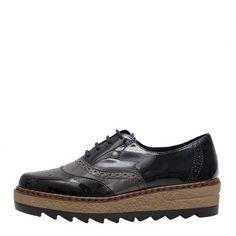 detail Dámská obuv RIEKER 55818/02 SCHWARZ KOMBI H/W 7