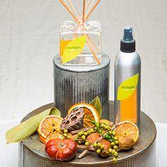 Molbak's Home Fragrance collection - Pumpkin Spice
