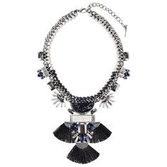 Hero Convertible Statement Fan Necklace #fall2016 #lisasciboutique www.lisasciboutique.com