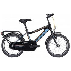 "16"" Winther 175 Dirt Drengecykel 2015 Model"