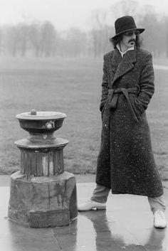 Richard Young, Frank Zappa, Kensington Gardens, London, 1979