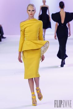 Stéphane Rolland Spring-summer 2014 - Couture