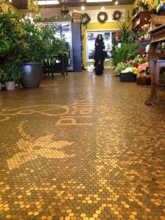 How to make a penny floor out of real pennies download the penny more penny floor pronofoot35fo Choice Image