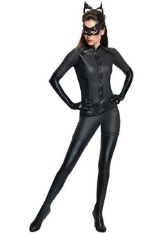 Catwoman Costume Collector Edition The Dark Knight Rises - Superhero Costumes at Escapade  sc 1 st  Pinterest & 255 best Superhero Costumes images on Pinterest | Superheroes ...