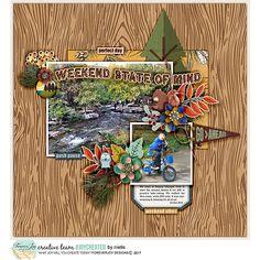 Digital Scrapbooking Kit - WILD LIFE pretties | ForeverJoy Designs