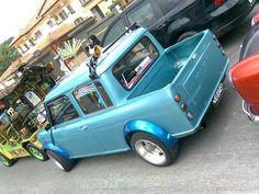 custom crew cab mini truck