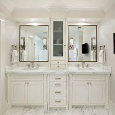 Gallery Website Double Vanity Master Bath Design Pictures Remodel Decor and Ideas