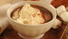 Chocolate caliente Gourmet