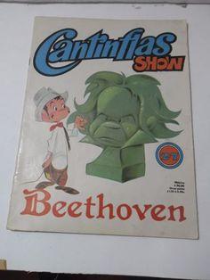 Cantinflas Show Revista De Los Años 80´s Beethoven en venta en Toluca Estado De México por sólo $ 50,00 - CompraCompras.com Mexico