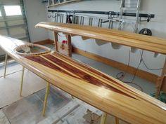 Wood Strip Kayak, Post 5 - by Schwieb @ LumberJocks.com ...