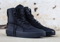 9b2f9fc74dc Puma The Weeknd Parallel XO US 10.5 Limited STARBOY Triple Black 365039-02  | Clothing