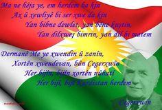 cegerxwin Kurdistan, Pies
