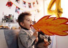[DIY Fête] L'anniversaire chevaliers et dragons – MamanDIY