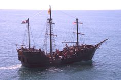 San Diego Pirate Ship Adventures  $29.50 for adults and $24.50 for kids. 1.5 hour pirate cruise. How fun will this be?!