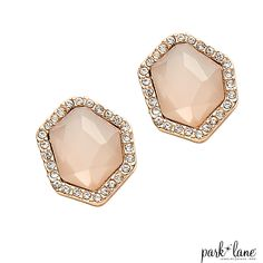 Honeycomb Earrings #parklanejewelry