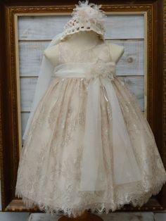 Βαπτιστικό Φόρεμα Bebe n Rose 15443