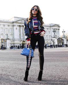 Fendi Takes London | #JMontheRun