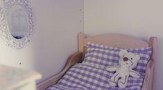 Eine 1-Zimmer-Wohnung für Püppi