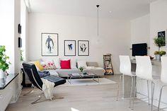 Modern Interior Design Apartment By Studio Damilano Design Home